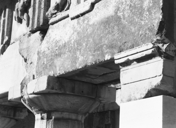 Schatzhaus der Athener, Delphi. D-DAI-ATH-Delphi-0242. W. Wrede. © DAI Athens